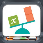 Algebra Balance App and Apps Sarah uses at Mathodology