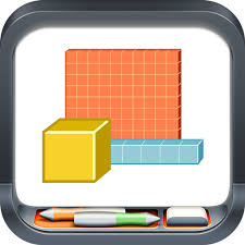Base Ten Blocks App and and Apps Sarah uses at Mathodology