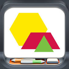 Pattern Blocks App and Apps Sarah uses at Mathodology