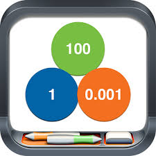 Place Value Disks App and Apps Sarah uses at Mathodology