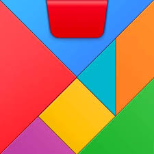 Osmo Tangram App and Apps Sarah uses at Mathodology
