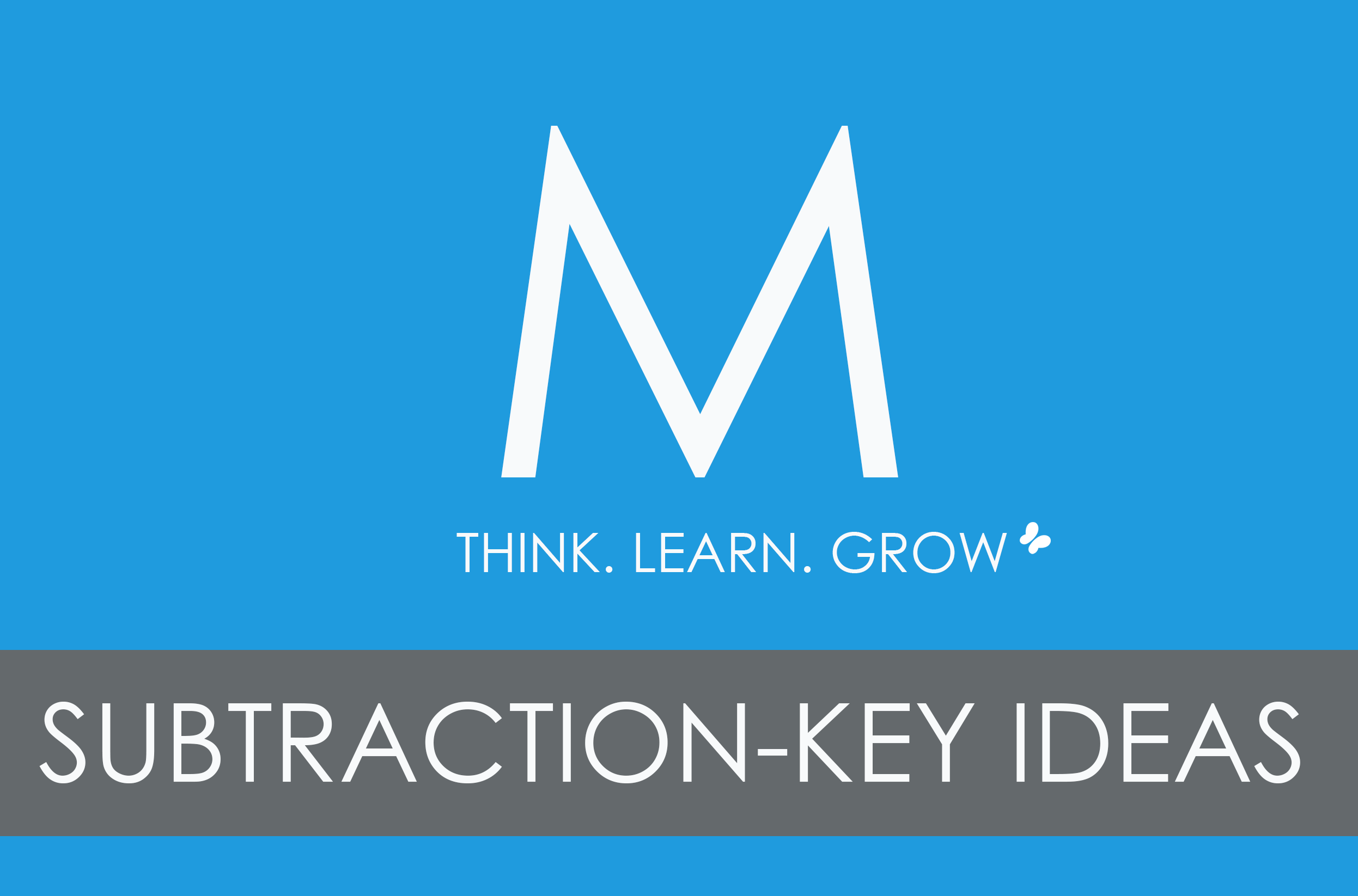 OA1305_Subtraction_Key_Ideas