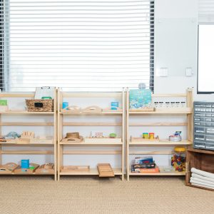 Kindergarten Learning Spaces